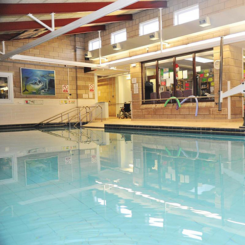 Thamesdown Hydrotherapy pool | The Pool
